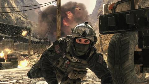 Call of Duty 6 - Modern Warfare 2 - Infamy - Trailer