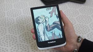 E-Book-Reader Pocketbook Color im Test