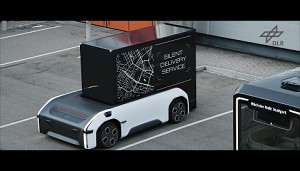 Fahrzeugkonzept U-Shift des DLR (Herstellervideo)