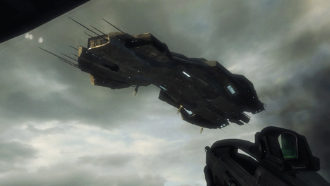 Dust 514 - Ego-Shooter im Universum von Eve Online - Trailer