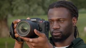 Canon EOS C70 - Herstellervideo