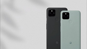 Google Pixel 5 und 4a 5G vorgestellt