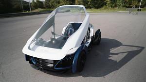 Brennstoffzellen-Leichtfahrzeug SLRV - DLR