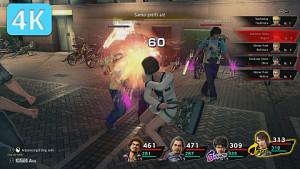 Yakuza - Like a Dragon - Gameplay (Xbox Series X)
