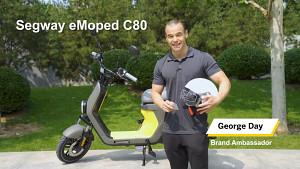 Segway eMoped C80 - Herstellervideo