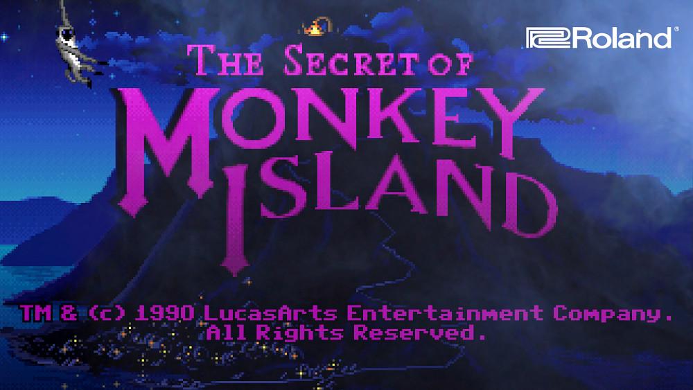 Monkey Island - Titelmusik aller Versionen