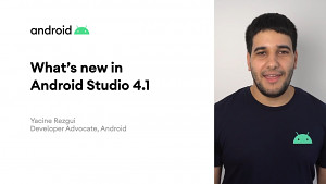 Android Studio 4.1 - Herstellervideo