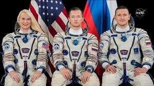 Neues Team startet zur ISS (Nasa, 90 Minuten)