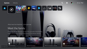 Sony zeigt Benutzeroberfläche der PS5 (Herstellervideo)