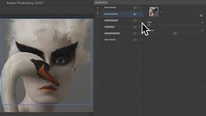 Adobe Photoshop 2020 - Vorschau von Smart Portrait