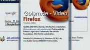 Funktionen von Windows 7 in der Firefox-3.6-Beta