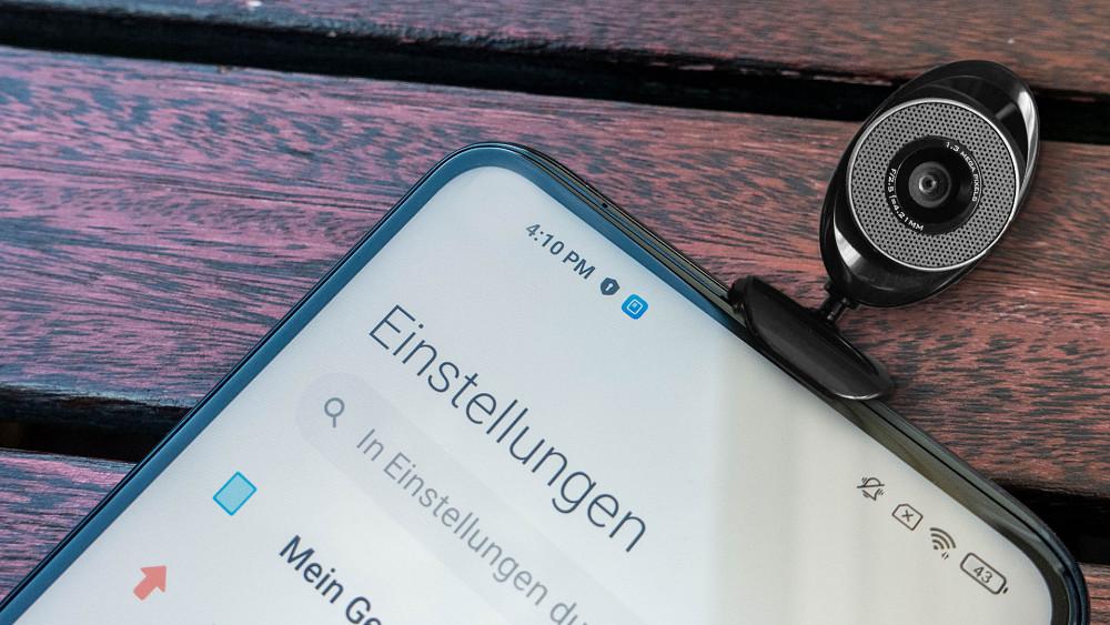 Android Smartphone als Webcam nutzen - Tutorial