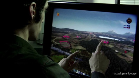 Ruse mit Multitouch für Windows 7 - Trailer