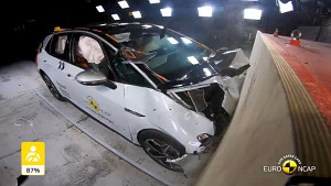 Euro NCAP Crashtest VW ID.3 2020