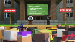 Minecraft - Wechsel der Nutzerkonten (Trailer)