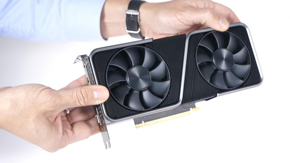 Geforce RTX 3070 - Test