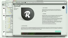 Mozilla Raindrop für Entwickler