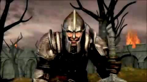 The Elder Scrolls 4 Oblivion - Trailer