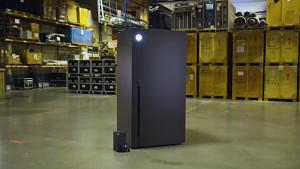 Xbox Series X Kühlschrank vorgestellt (Herstellervideo)