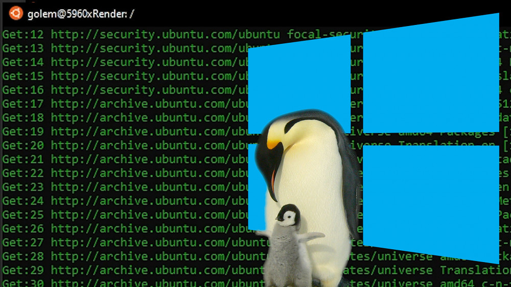 Linux unter Windows 10 installieren - Tutorial