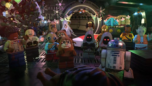 Lego Star Wars Holiday Special - Trailer