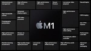 Apple stellt das M1 SoC vor (Herstellervideo)