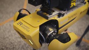 Roboter Spot bei Merck - Energy Robotics