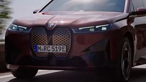 BMW iX Innenausstattung