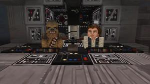 Minecraft - Trailer (Star Wars)