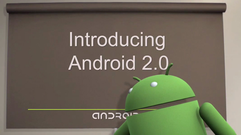 Google zeigt Android 2.0