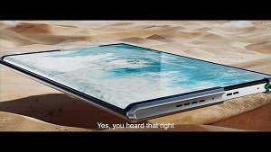 Oppo zeigt rollbares Smartphonedisplay und andere Innovationen (Herstellervideo)