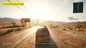 Cyberpunk 2077 PS4 PS4 Pro und PS5 - Gameplay