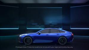Toyota Mirai II - Herstellervideo