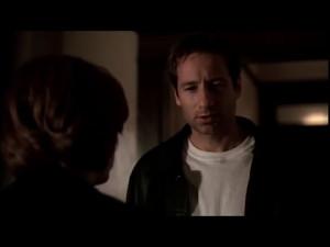 X-Files - Ausschnitt