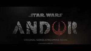 Star Wars - Andor - Teaser