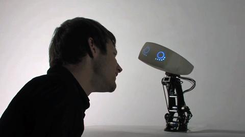 AIDA - ein Roboter für das Auto