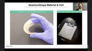 Quantumscape - Präsentation