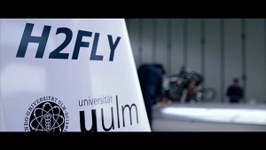 Hy4 mit Brennstoffzellen-Antrieb der 6. Generation