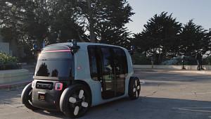 Zoox - Amazon stellt autonomes Taxi vor
