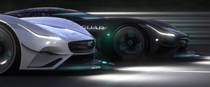 Jaguar Vision Gran Turismo SV - Trailer
