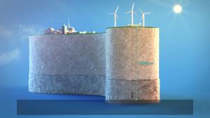 EWE baut eine Wasserstoffkaverne