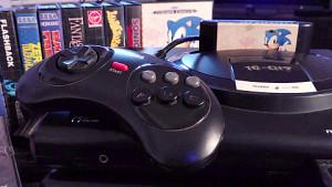 Sega Mega Drive (1990) - Golem retro_