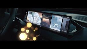 Fahrzeugbediensystem BMW iDrive - Trailer CES 2021