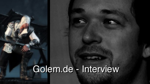 Assassin's Creed 2 - Interview mit Gaelec Simard (Lead Mission Designer)