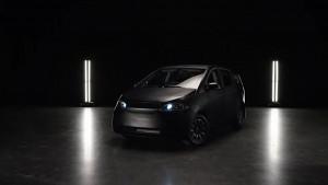 Präsentation des Solarautos Sion - Sono Motors