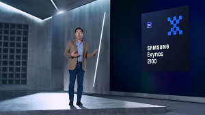 Samsung zeigt Exynos 2100