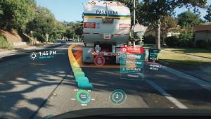 Envisics zeigt AR HUD für Autos (Herstellervideo)