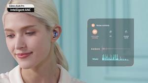 Samsung Galaxy Buds Pro - Herstellervideo