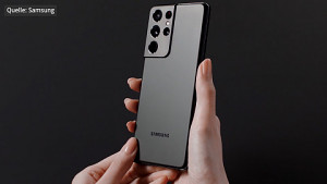 Samsung Galaxy S21 Ultra vorgestellt