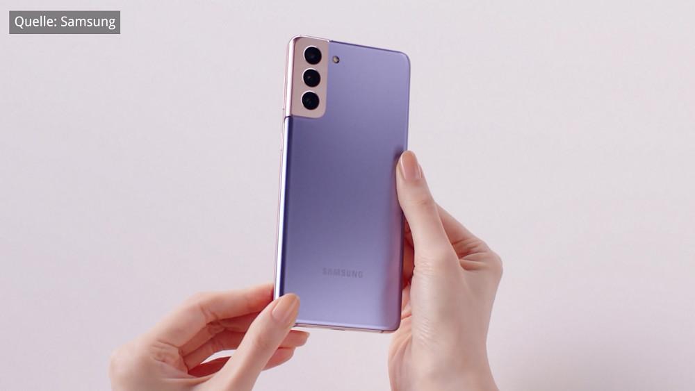 Samsung Galaxy S21 und S21 Plus vorgestellt